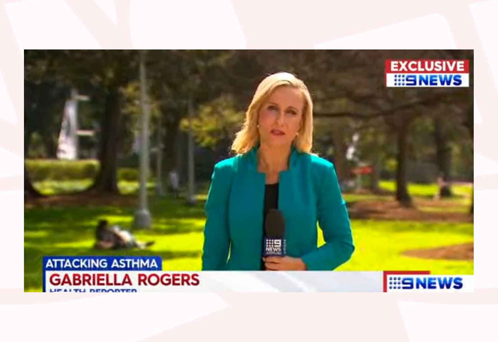 Channel 9 News: New mild asthma medication