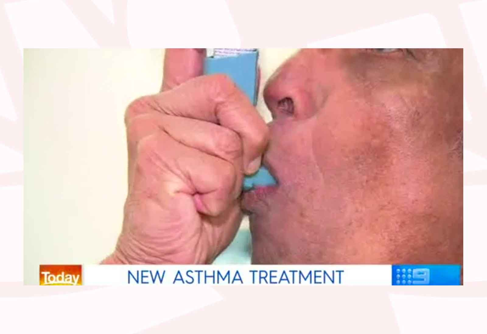 The Today Show: New asthma treatment available for mild sufferers