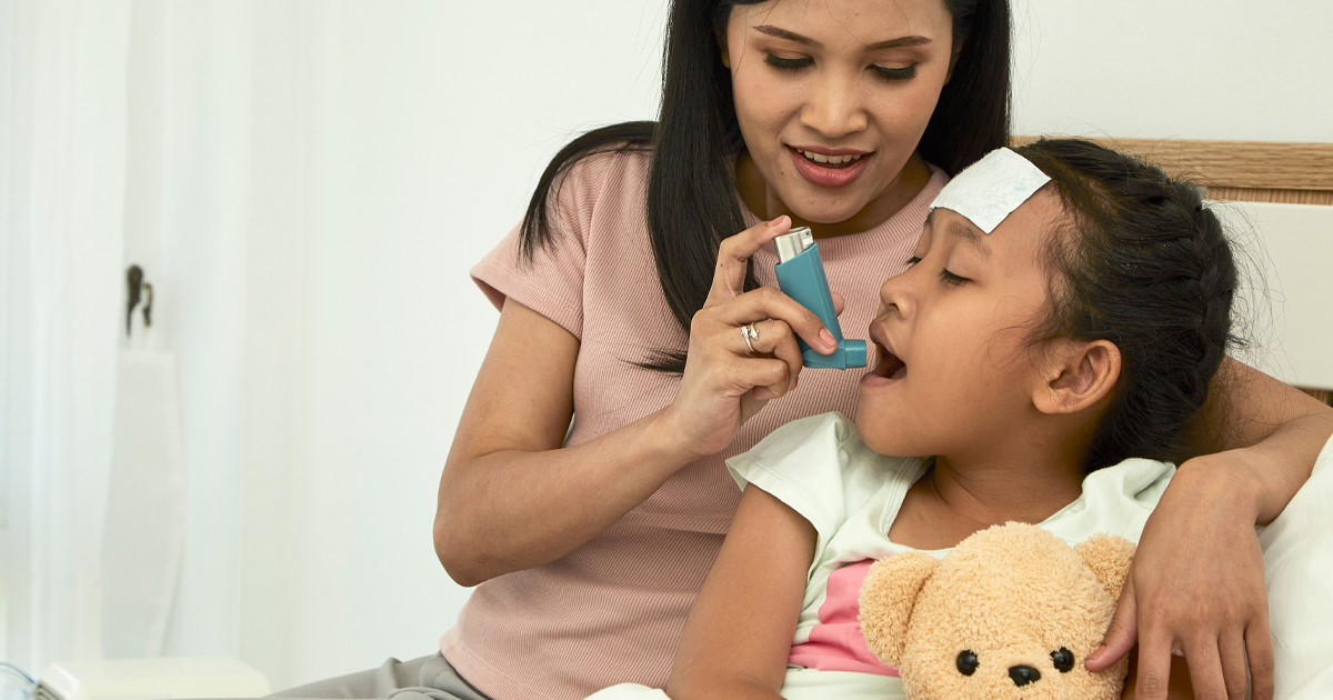 Ease the wheeze: parent networks key to relieving asthma burden