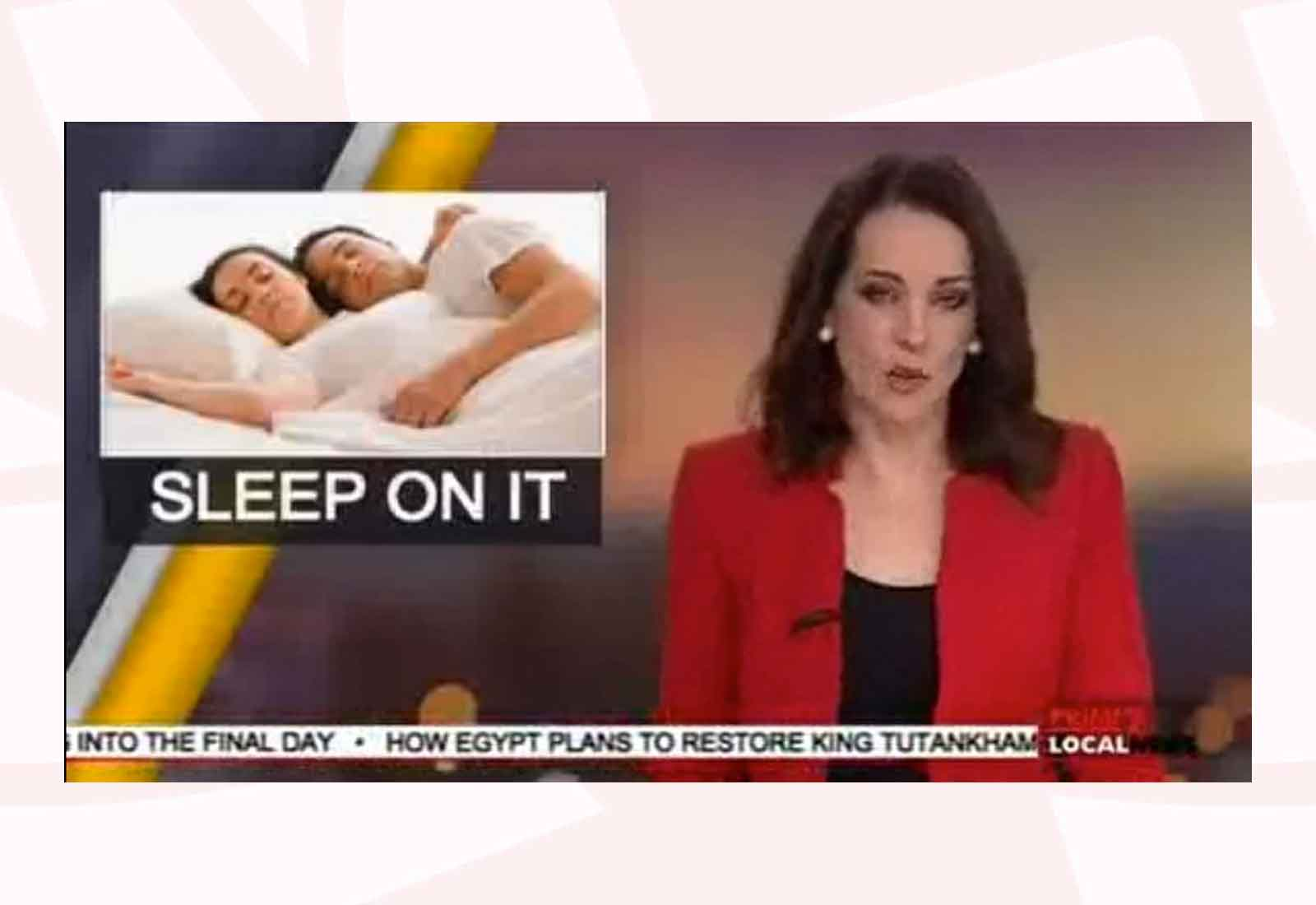 Prime 7 News: Sleeping Brain Offers Vital Dementia Clues