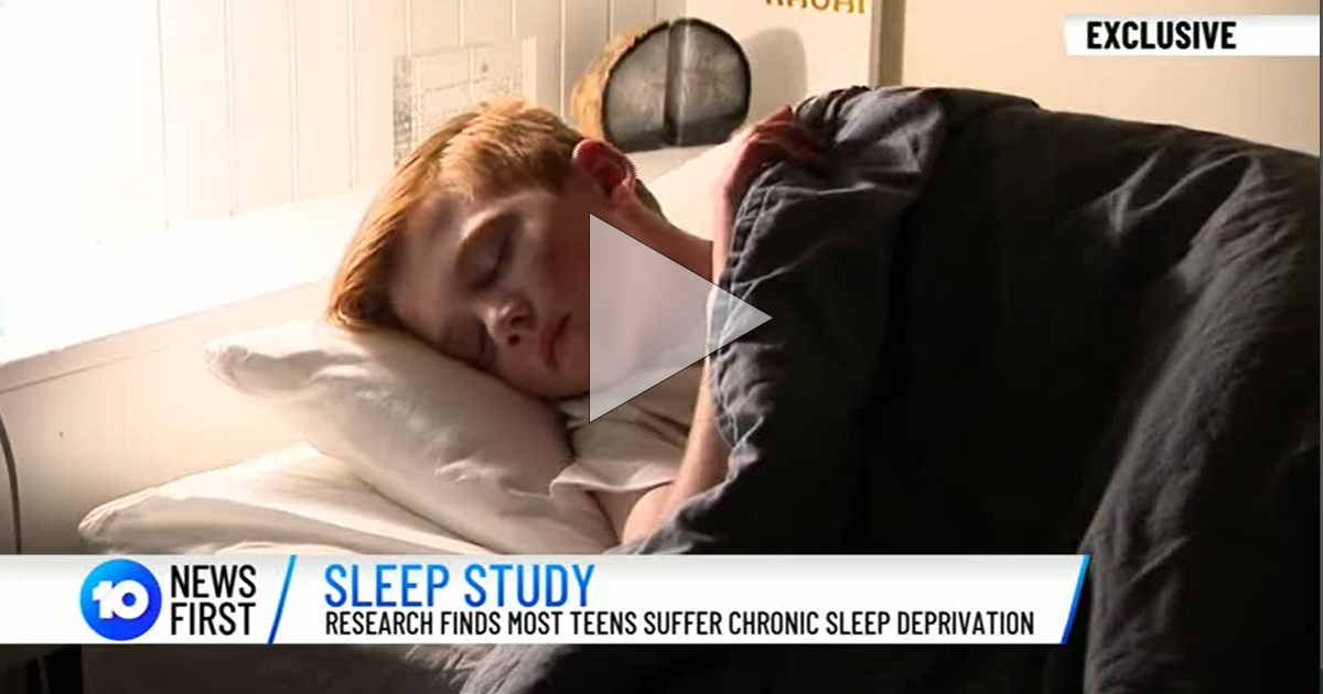 Parents: conquer your sleepy teen's woes now