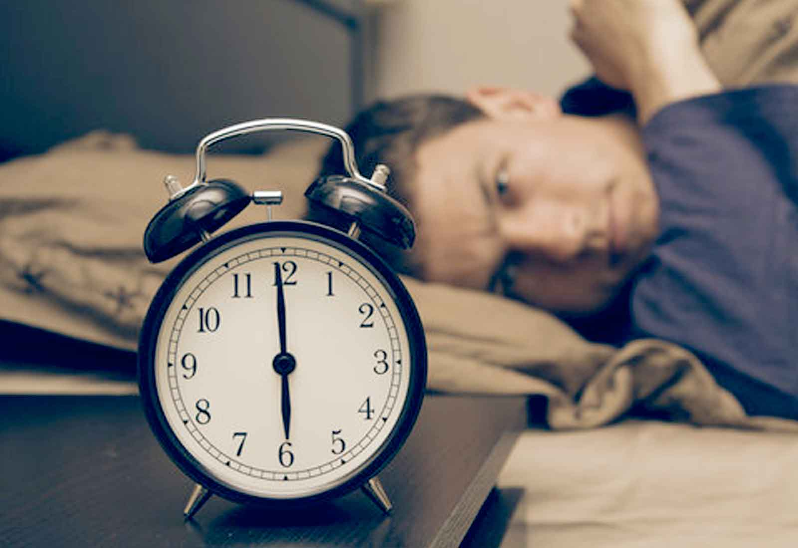Why You Shouldn't Mess With Your Body Clock: Expert