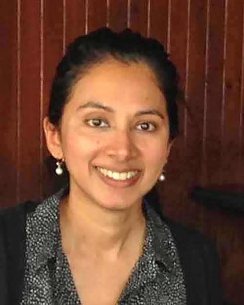 Dr Sheila Sivam - Respiratory and Sleep Physician