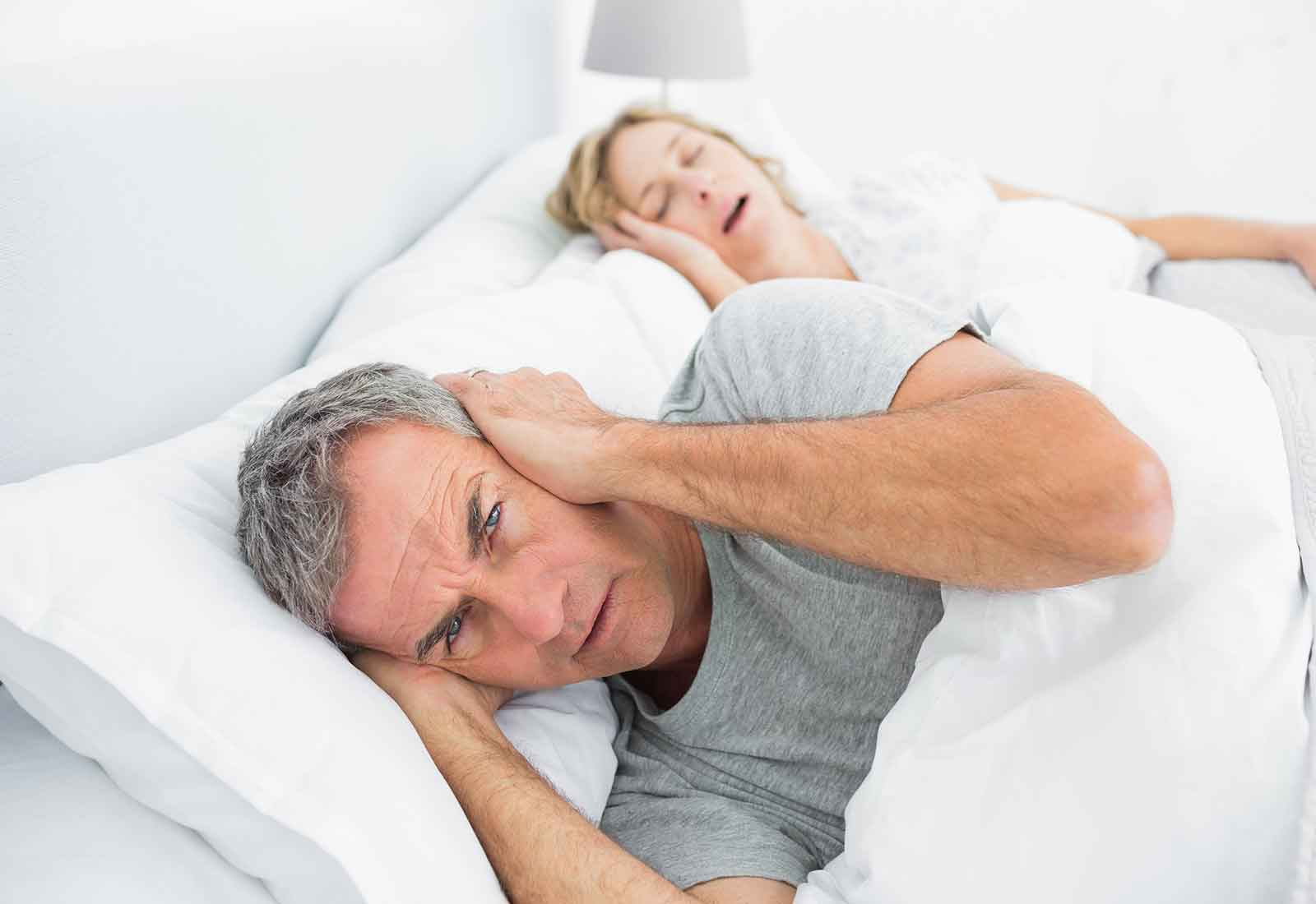 Study Investigates Why Some Snorers Get Off Lightly